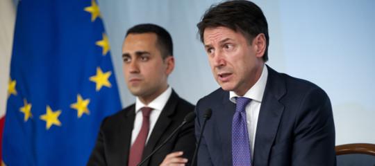 Il governo va allo scontro sui fondi all'Europa