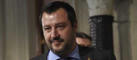 Salvini: l'Europa ha spremuto l'Italia come un limone