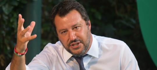 Ue: Salvini, l'Italia non voterà il bilancio comunitario