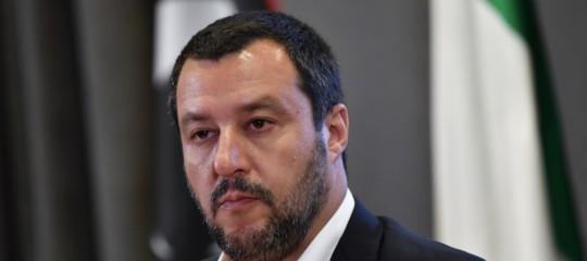 Diciotti: Salvini e il capo di gabinetto indagati per sequestro di persona
