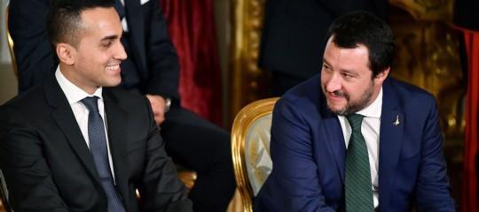 Di Maio ha detto che Salvini deve restare ministro anche se indagato