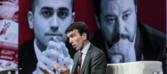 Diciotti: Martina, impressionante il servilismo di Di Maio nei confronti di Salvini