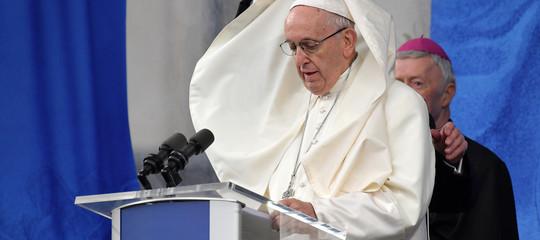 papa francescodiciottiirlanda
