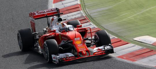 F1: Vettel vince Gp Belgio davanti a Hamilton e Verstappen