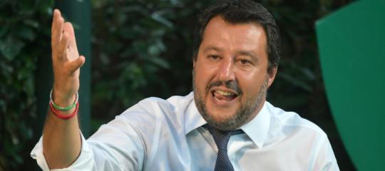 Salvini riformare giustizia