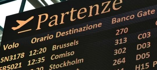 ritardi voli aerei