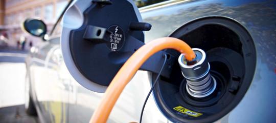 vendite auto elettriche europa