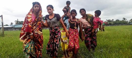 myanmar genocidio rohingya