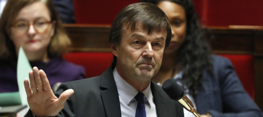 Francia: si dimette ilministro dell'Ambiente