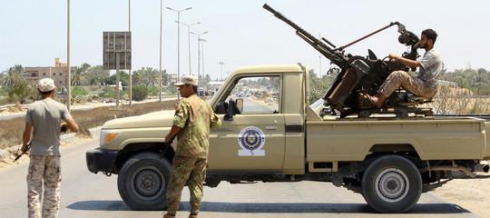 Libia: ministro Interno annuncia cessate fuoco a Tripoli
