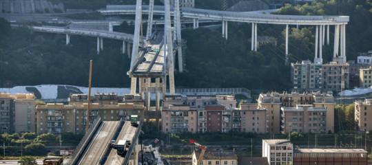 Crollo ponte Morandi, nominato pool esperti per struttura commissariale