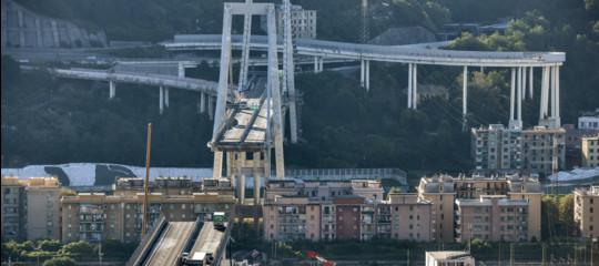 """Crollo ponte Morandi, procuratore Genova """"nessun indagato, presto per parlare di responsabilità"""""""