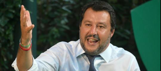 Ue: Salvini, con Orban al lavoro per un'alleanza contro le sinistre