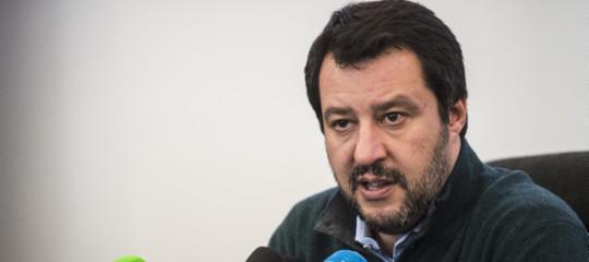 Salvini: la manovra sarà seria e punterà su crescita e lavoro