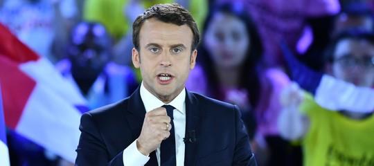 Ue: Macron, il fronte nazionalista vuole rompere l'Europa