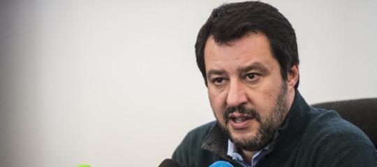 """Migranti: Salvini, con altri """"no"""" valuteremo uscita da missioneSophia"""