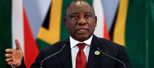 esproprio terre sudafrica trump
