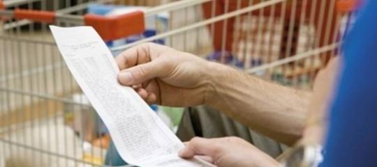 Istat, accelera l'inflazione a luglio