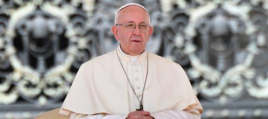 Papa: il mare non sia più luogo di morte, i migranti vanno accolti