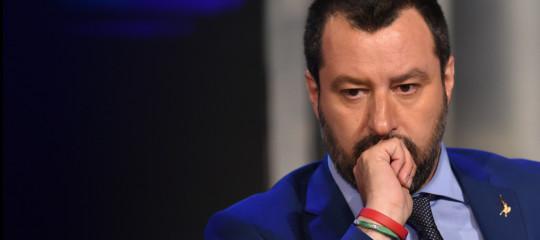 """Salvini: """"50 pagine di accuse sulla Diciotti, ma non mi fermeranno"""""""