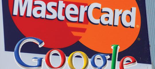 google mastercard accordo segreto