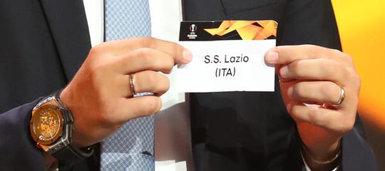 Europa league: dura per la Lazio con Marsiglia eEintracht, il Milan pesca Olimpiacose Betis