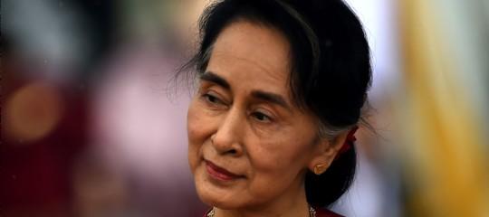 Perché Suu Kyi, accusata dall'Onu di complicità in genocidio, resterà per sempre un Nobel per la Pace