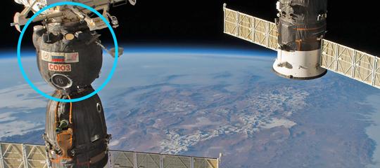 C'è stata una perdita d'aria a bordo della Stazione Spaziale Internazionale