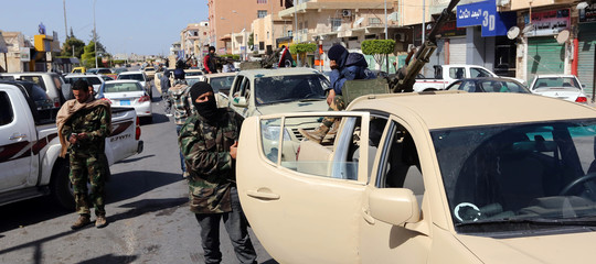 Libia: il missile puntava all'ambasciata italiana