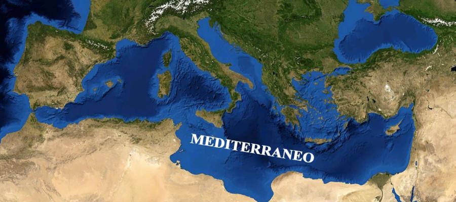 Cartina Italia E Africa.Il Mediterraneo Sparira E Saremo Un Continente Solo Con L Africa