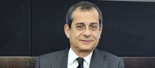 Bce, Tria: quando l'interventocesseràsubiremo un contraccolpo