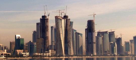 È così, l'Arabia vuole trasformare il Qatar in un'isola costruendo un canale