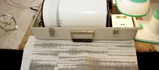 Terremoto: scossa 3.7 davanti alla costa di Pesaro