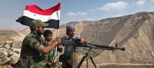 Siria liberato Sandrini