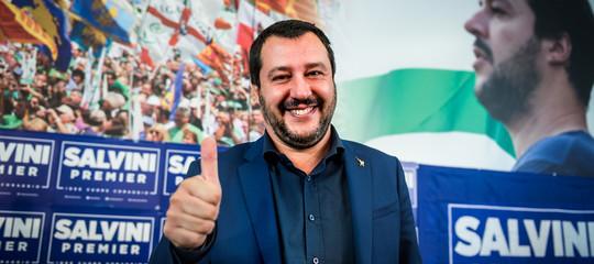 Salvini: il nome Lega non si tocca, siamo il popolo e non ci ferma nessuno