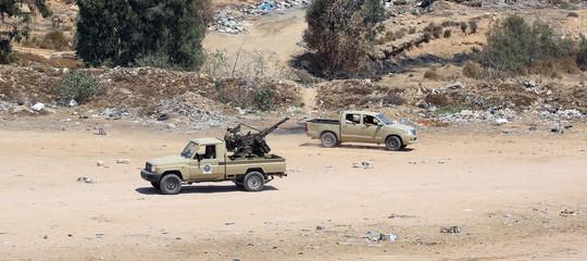 Libia: ancora scontri a Tripoli, bilancio 47 morti e 129 feriti