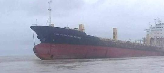 Il caso della nave fantasma riapparsa (vuota) dopo 9 anni a largo del Myanmar