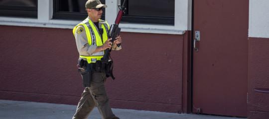 Usa: sparatoria a San Bernardino in California, almeno 10 feriti