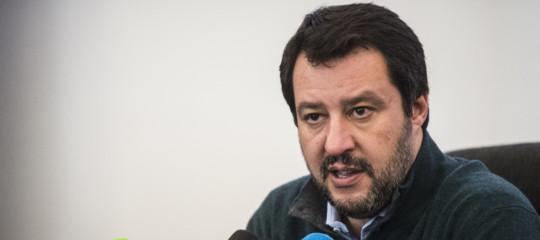 Libia: Salvini esclude intervento militare e attacca la Francia