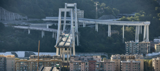 Crollo ponte, Autostrade: nessunosegnalò alcuna urgenza