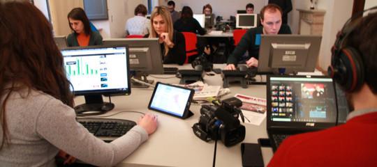 come diventare giornalisti