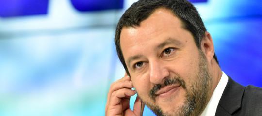 Manovra: Salvini, con Tria ho parlato di revisione del patto di stabilità