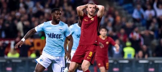 Perché non è ancora certa la data del derby Roma-Lazio