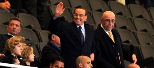 Berlusconi e Galliani vogliono tornare nel calcio comprando il Monza