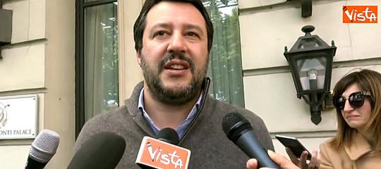 Manovra, Salvini: per Lega prioritàflattaxeFornero; reddito cittadinanza ci sarà