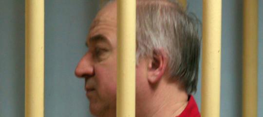 Ex spia: mandato di arresto Gb per 2 russi per caso Skripal