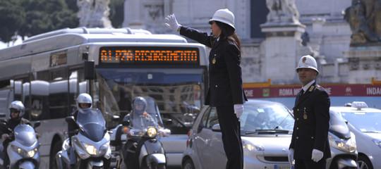 Roma: M5s ritira la delibera sulla congestion chargeper il traffico in centro