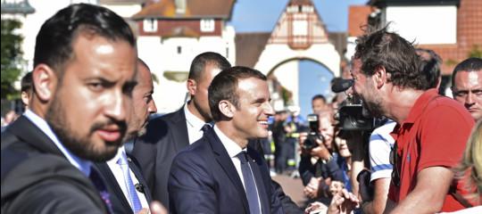 Cosa sta accadendo a Macron? Il ragazzo prodigio è in un mare di guai