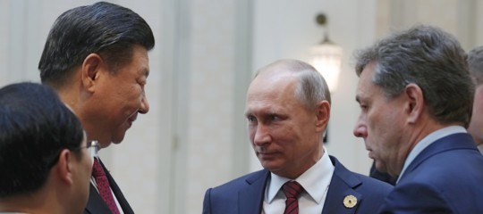 Mosca prepara i più grandi giochi di guerra dagli anni '80. Insieme alla Cina