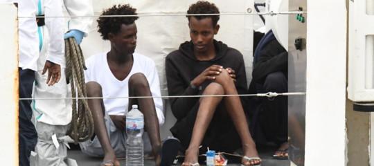 """Viminale: """"50 migranti della Diciotti si sono già dileguati"""""""